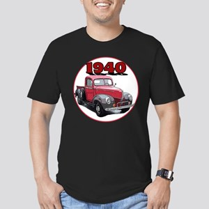 The 1940 Pickup Men's Fitted T-Shirt (dark)