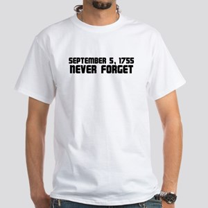 Never Forget T-Shirt (Center Print)