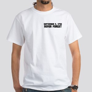 Never Forget T-Shirt (Dual Print)