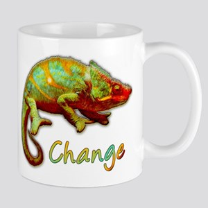 Change 11 oz Ceramic Mug