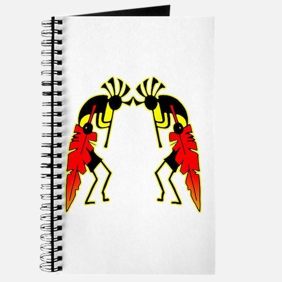 Twin Kokopeli Journal