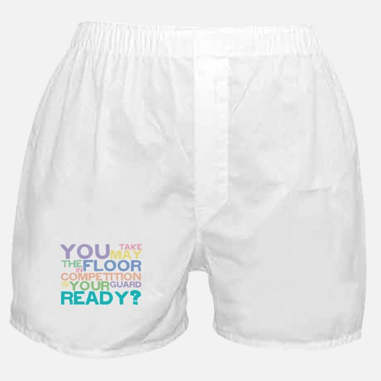 Take the floor Boxer Shorts