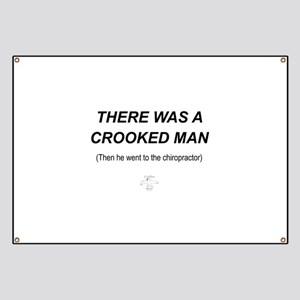 There Was a Crooked Man ... C Banner