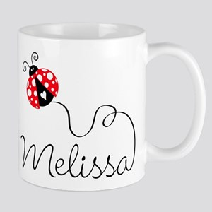 Ladybug Melissa Mug