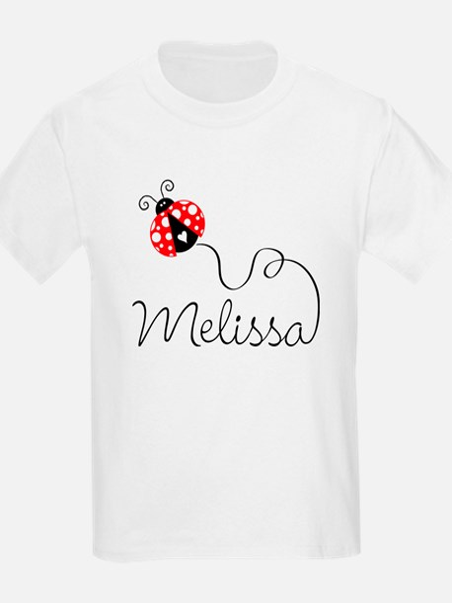 Ladybug Melissa T-Shirt