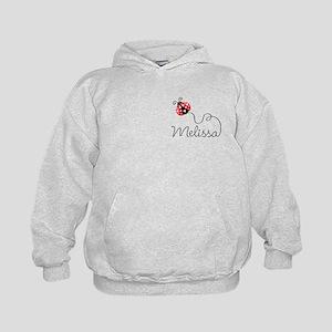 Ladybug Melissa Kids Hoodie
