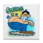 GrisDismation's Ongher Tile Coaster
