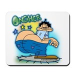 GrisDismation's Ongher Mousepad