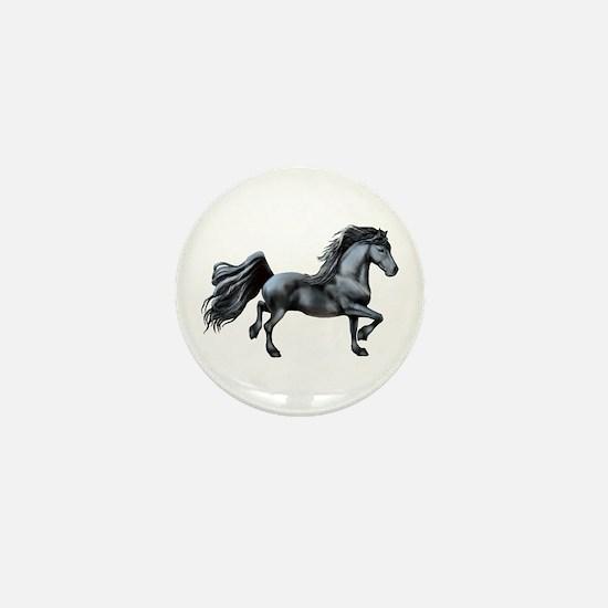 Friesian Mini Button