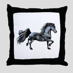 Friesian Throw Pillow