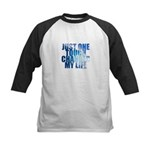 Just One Touch - Kids Baseball Jersey