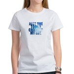Just One Touch - Women's T-Shirt