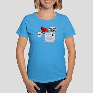 Evil Stapler Women's Dark T-Shirt