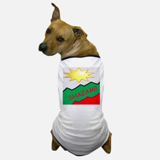 SHAZAM Dog T-Shirt