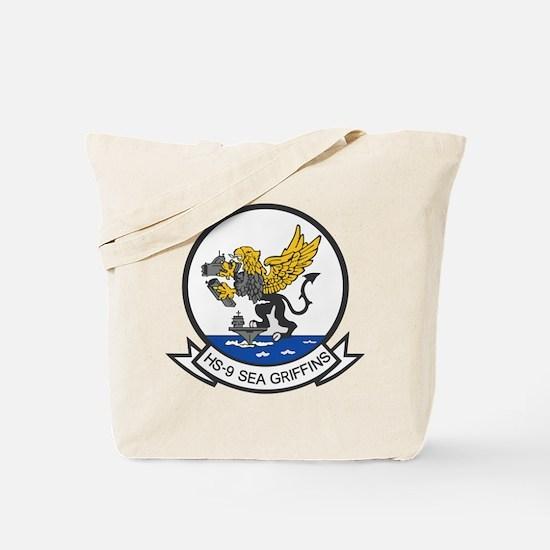 HS-9 Sea Griffins Tote Bag