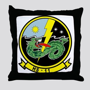 HS-11 Throw Pillow