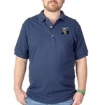 Lionel Nation Dark Polo Shirt