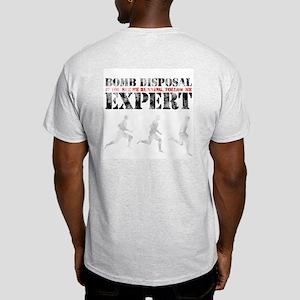 Bomb Disposal Expert Light T-Shirt