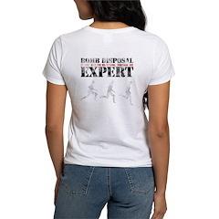Bomb Disposal Expert Women's T-Shirt
