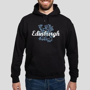 Edinburgh Scotland Hoodie (dark)