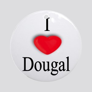 Dougal Ornament (Round)