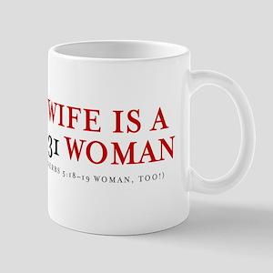 Proberbs 31 Mug