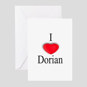 Dorian Greeting Cards (Pk of 10)