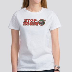 Stop Cyberbullying Women's T-Shirt