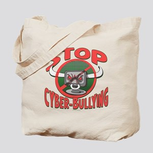 Stop Cyberbullying Tote Bag