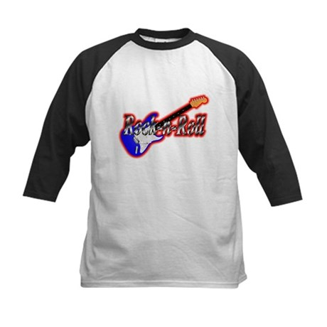 Rock N Roll Kids Baseball Jersey