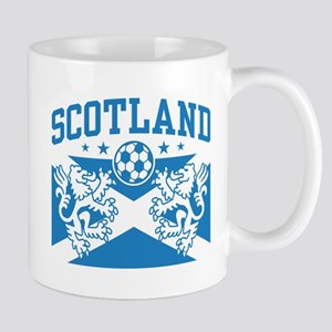 Scotland Soccer Mug