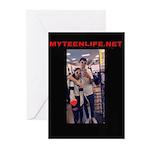 MyTeenLife.Net Greeting Cards