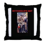MyTeenLife.Net Throw Pillow
