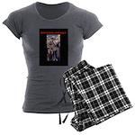 MyTeenLife.Net Women's Charcoal Pajamas