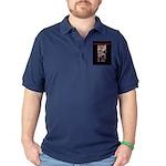 MyTeenLife.Net Dark Polo Shirt