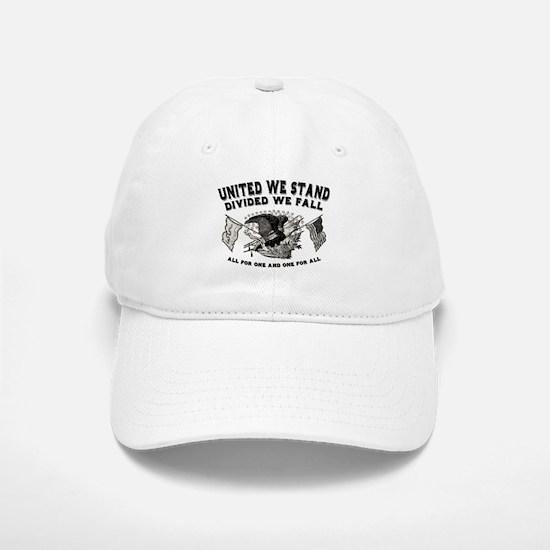 United We Stand Baseball Baseball Cap