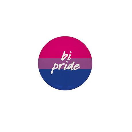 Bisexual Pride Mini Button