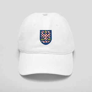 Moravia Coat of Arms Cap