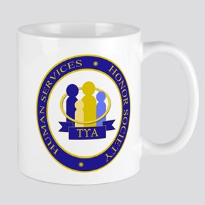 TUA Honor Society Mug