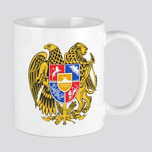 Armenia Coat of Arms Mug