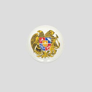 Armenia Coat of Arms Mini Button