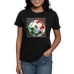 Futbol Mexicano Women's Dark T-Shirt