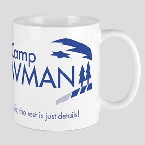 """Camp Newman / Camp is Life"" Mug"