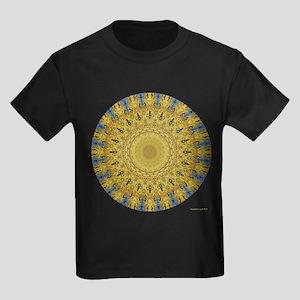Van Crop Circle with Ravens T-Shirt