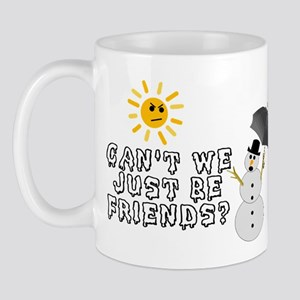Just Be Friends Mug