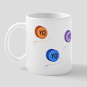 Yo Yo Yo Mug