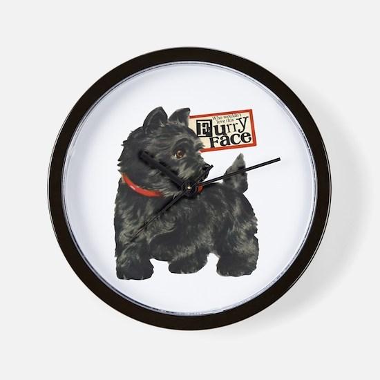 Terrier Wall Clock