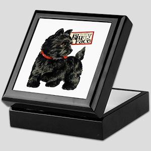 Terrier Keepsake Box