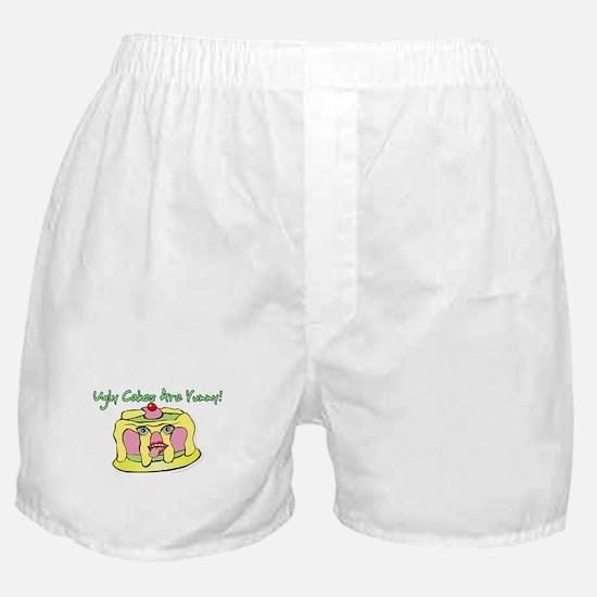 Ugly Cakes Boxer Shorts