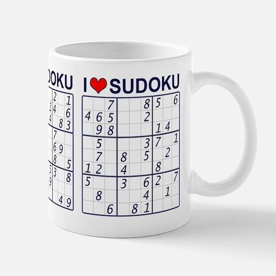 Sudoku Mug Mugs